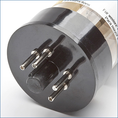 Socket - Hollow Cathode Lamp 37 mm Varian Coded