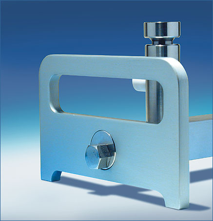 Crami vacuum filtration manifold - handle with stopper
