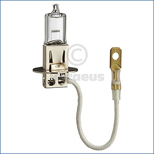 Tungsten Lamp Type CT035T01 (80090950) from Heraeus Noblelight